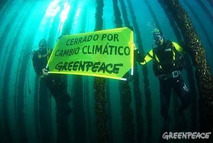 mejillón, pérdidas por el cambio climático