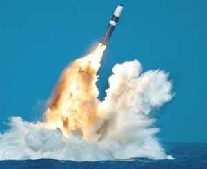 misil trident