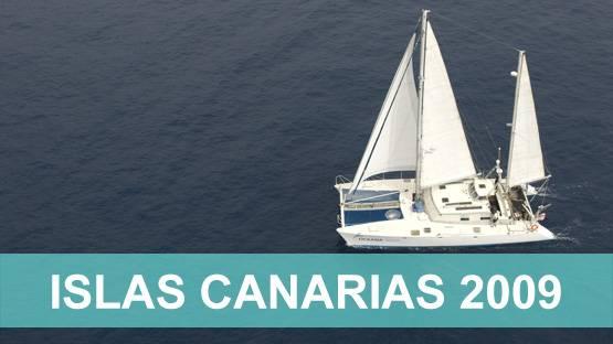 Ocean Ranger, Canarias 2009