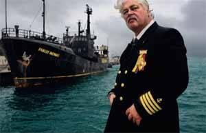 Paul Watson de Sea Shepherd