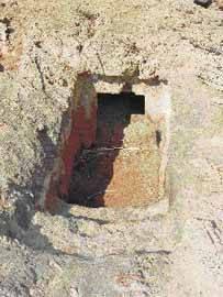 Pavlopetri, tumba
