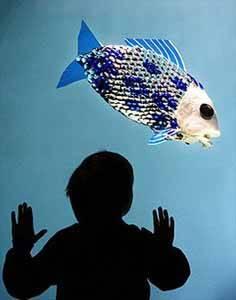 pez robot en youtube