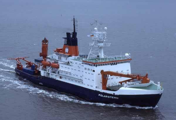 Buque oceanográfico Polarstern