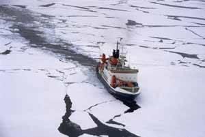 buque Polartens (AWI)