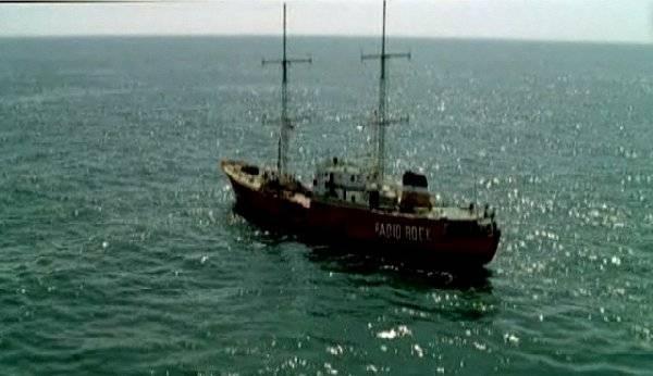 barco de Radio encubierta
