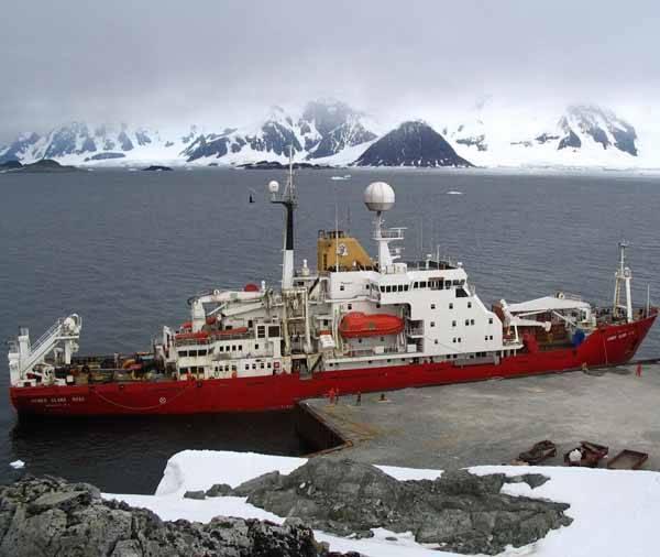 Buque oceanográfico RSS James Clark Ross
