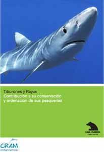 Informe tiburones y rayas, portada
