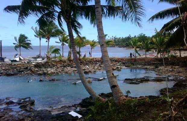 tsunami islas Samoa 2009