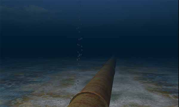 tubo submarino