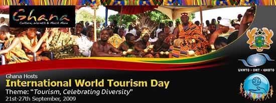 Turismo de Ghana