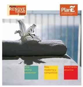 folleto Plan Renove Rurismo 2009