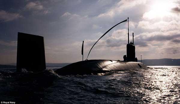 HMS Torbay, Royal Navy