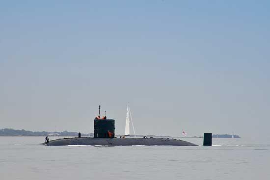 HSM Torbay, Royal Navy