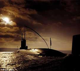 HMS Torbay de la Royal Navy