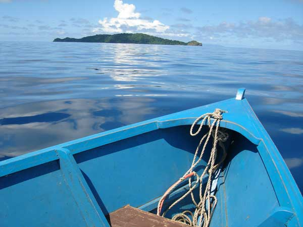 Namenalala island, Kubalu, fiji