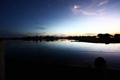 El Pantanal, entre Brasil, Paraguay y Bolivia