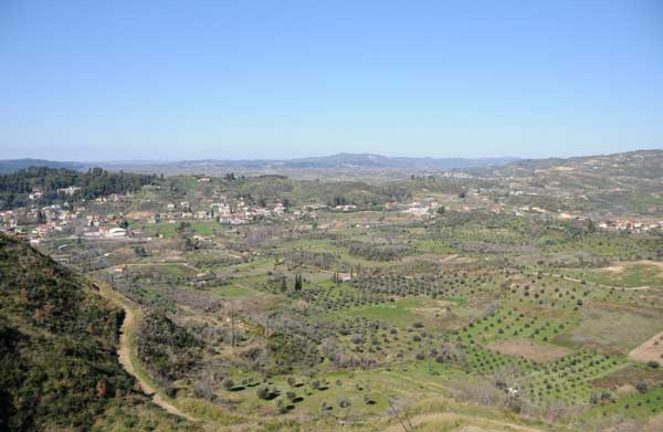 valle de Olimpia