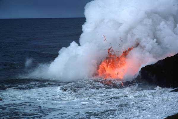 volcán Loihi, Hawaii
