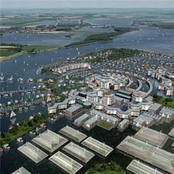 futura ciudad flotante