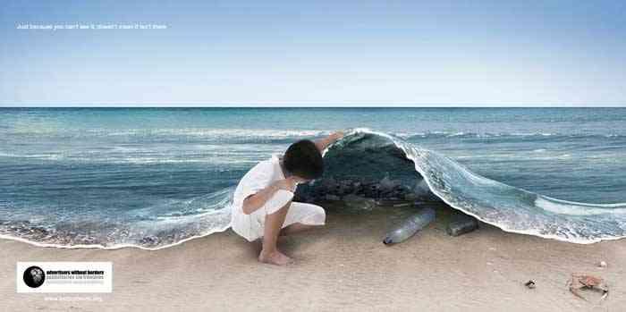 basura bajo nuestra 'alfombra' marina