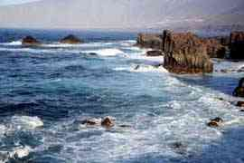 El Golfo, Isla de El Hierro, Canarias