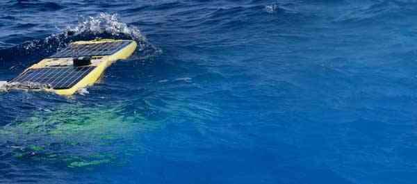 Wave Glider® (planeador de olas)
