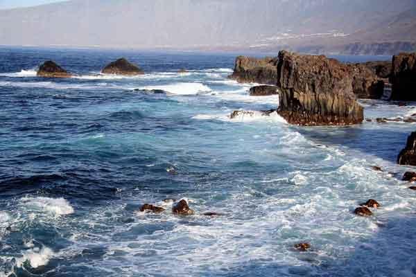 costa de El Golfo, El Hierro - Islas Canarias