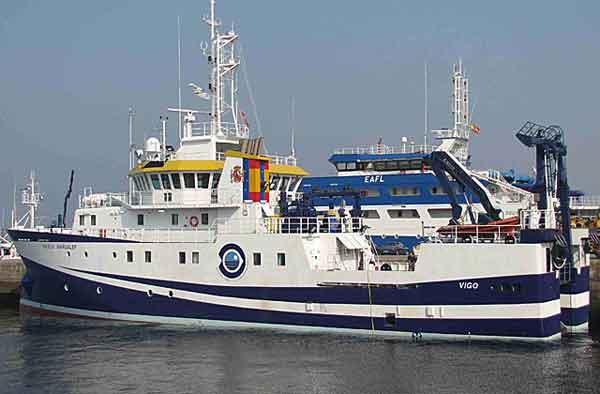 Buque de investigación oceanográfica Ramon Margalef