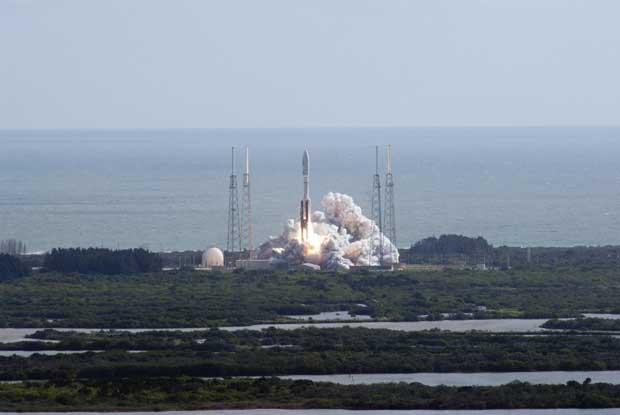 Curiosity, lanzamiento 26-11-2011