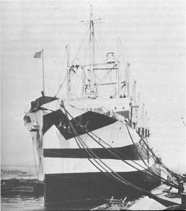 USS Proteus (AC-9)  desaparecido Triángulo de las Bermudas