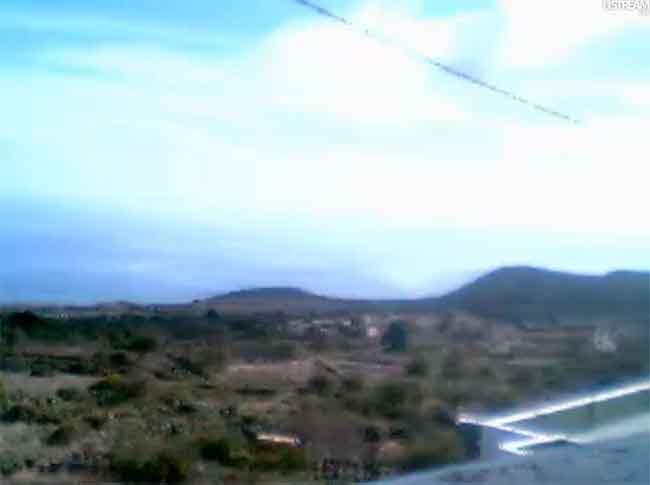 webcam La Restinga 8-11-2011