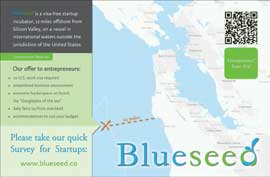 plano de situación proyecto Blueseed