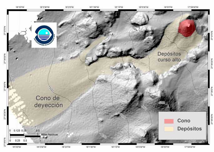 batimetría El Hierro 19-01-2012
