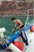 estudio de Reservas Marinas en El Hierro