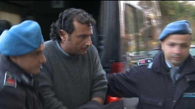 Francesco Schettino detenido