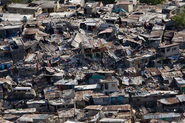terremoto Haití 2010