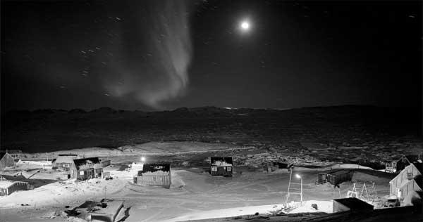 aurora boreal, Ragnar Axelsson