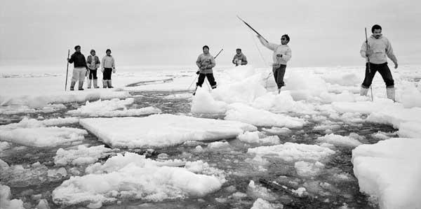 cazadores inuit, Ragnar Axelsson