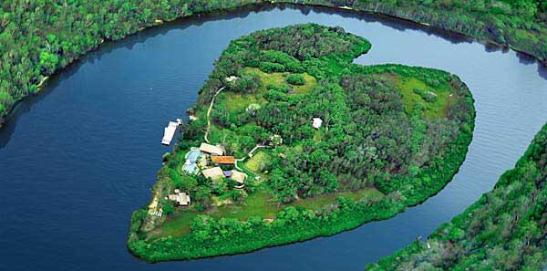 isla del gato o Makepeace