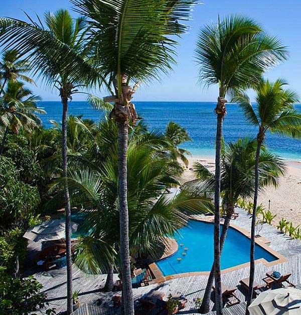 isla de Tavarua, Hotel
