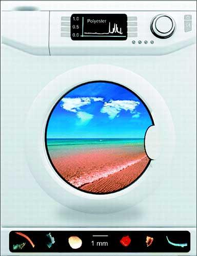 microplásticos en el lavado de la ropa