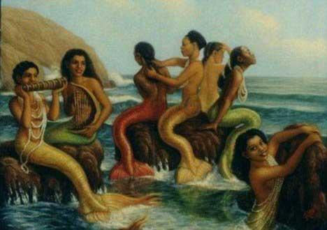 sirenas africanas
