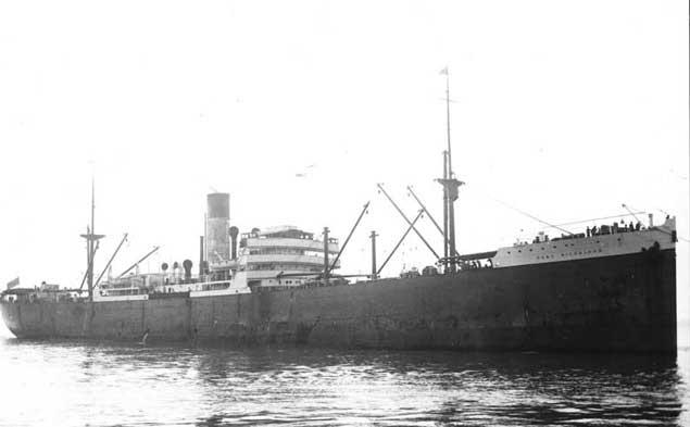 SS Port Nicholson