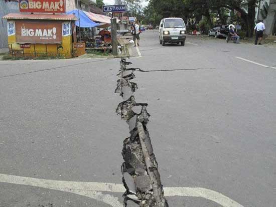 terremoto en Filipinas, febrero 2012