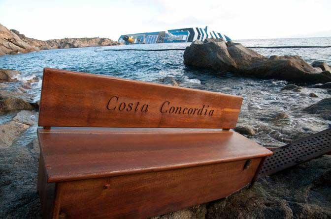 banco de Costa Concordia