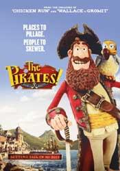 cartel de la película The Pirates: Band of Misfits
