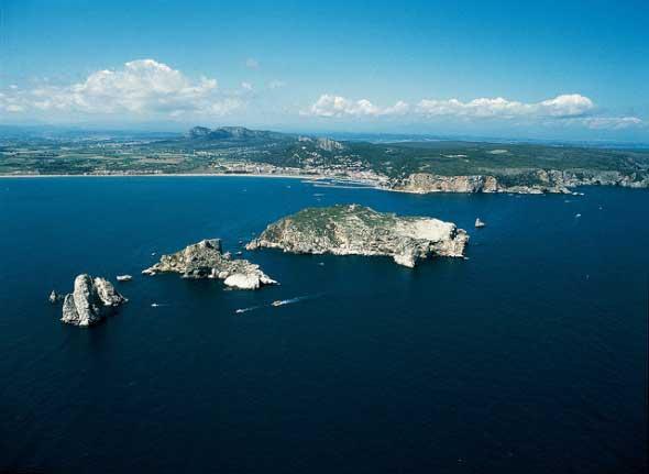 reserva marinade las islas Medes