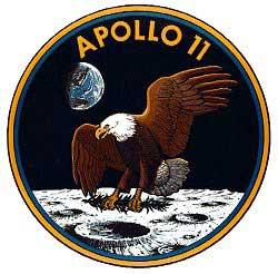 logo del Apollo 11