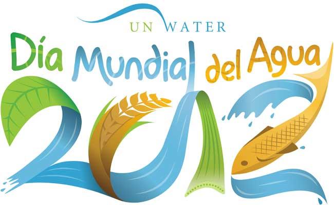 logo Día Mundial del Agua 2012