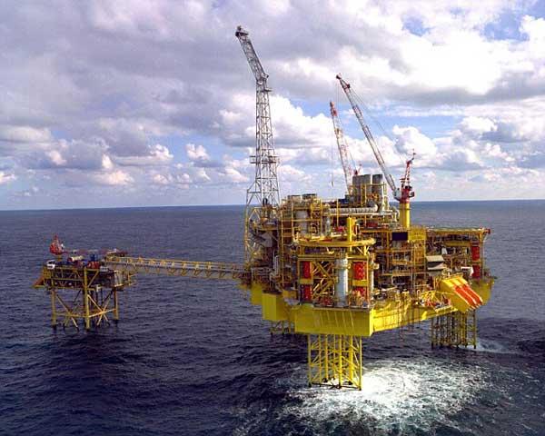 plataforma petrolera Elgin
